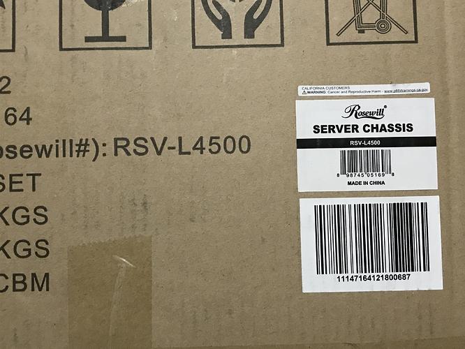 Rosewill L4500