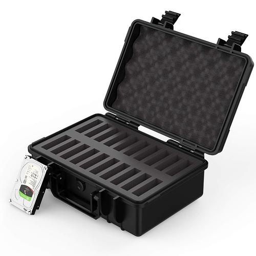 20xHDD case