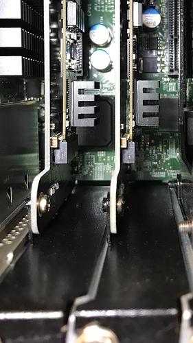 8 Installed in Server